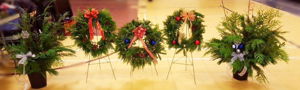 Craft Night Wreaths & Planters